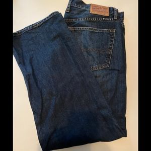 Lucky Brand 181 Relaxed Straight Denim Jeans 36x30
